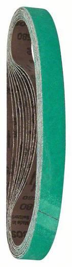 Schleifband Körnung 80 (L x B) 520 mm x 20 mm Bosch Accessories Best for Inox 2608608Y66 10 St.