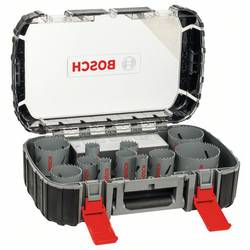 Sada dierovacích píl 17-dielna Bosch Accessories 2608580887, 1 sada