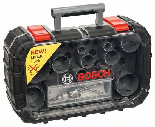 Bosch Accessories 2608580887 Lochsägen-Set 17teilig 1 Set