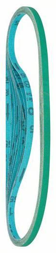 Schleifband Körnung 180 (L x B) 520 mm x 6 mm Bosch Accessories Best for Inox 2608608Y74 10 St.