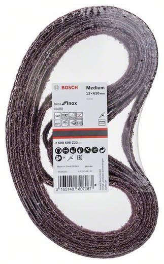 Bosch Accessories Best for Inox 2608608Z23 Schleifband (L x B) 610 mm x 13 mm 10 St.