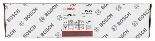 Schleifband Körnung 180 (L x B) 610 mm x 30 mm Bosch Accessories Best for Inox 2608608Z40 10 St.