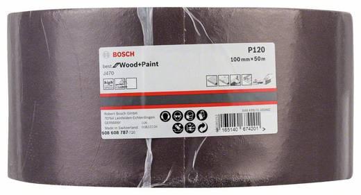 Schleifpapierrolle Körnung 120 Bosch Accessories 2608608787 1 Rolle(n)