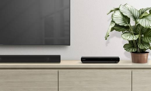 UHD Blu-ray-Player Sony UBP-X700 4K Upscaling, Ultra HD Upscaling, Smart TV, WLAN Schwarz