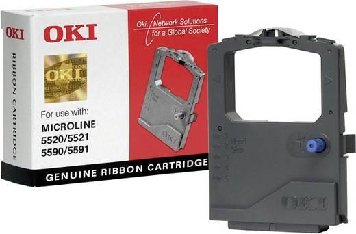 OKI Farbband 01126301 Original ML5520 ML5521 ML5590 ML5591 Passend für Geräte des Herstellers: OKI Schwarz 1 St.