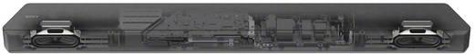 Sony HT-XF9000 Soundbar Schwarz Bluetooth®, Dolby Atmos®, inkl. kabellosem Subwoofer, USB