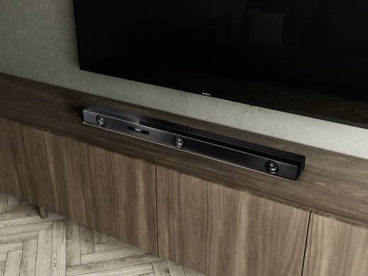 Soundbar Sony HT-ZF9 Schwarz Bluetooth®, Dolby Atmos®, High-Resolution Audio, inkl. kabellosem Subwoofer, Multiroom-Unte