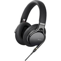 Hi-Fi slúchadlá Over Ear Sony MDR-1AM2 MDR1AM2B.CE7, čierna