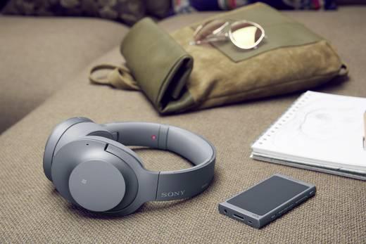 MP3-Player Sony NW-A45 16 GB Blau Bluetooth®, Digitale Geräuschminimierung, High-Resolution Audio, NFC
