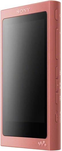 MP3-Player Sony NW-A45 16 GB Rot Bluetooth®, Digitale Geräuschminimierung, High-Resolution Audio, NFC