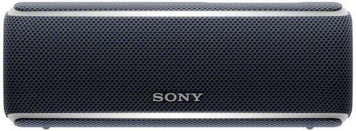 Sony SRS-XB21 Bluetooth® Lautsprecher AUX, NFC, Staubfest, Wasserfest Schwarz