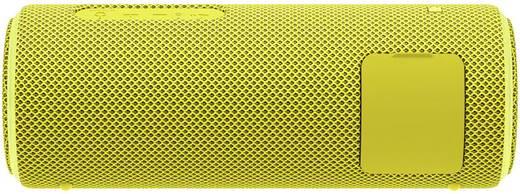 Sony SRS-XB21 Bluetooth® Lautsprecher AUX, NFC, Staubfest, Wasserfest Gelb