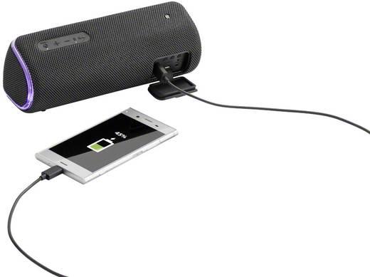 Sony SRS-XB31 Bluetooth® Lautsprecher AUX, Freisprechfunktion, NFC, Staubfest, Wasserfest Weiß