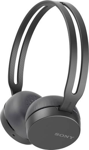 Bluetooth® Kopfhörer Sony WH-CH400 On Ear Headset Schwarz