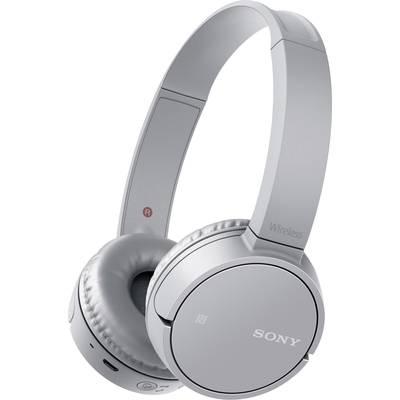 Sony WH-CH500 Bluetooth® Kopfhörer On Ear Headset Grau kaufen