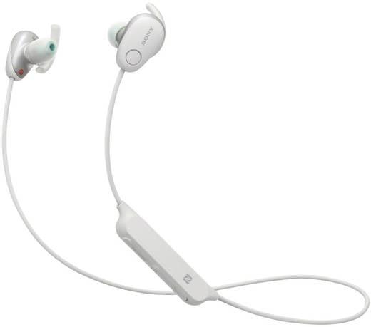 Sony WI-SP600N Bluetooth® Kopfhörer In Ear Weiß