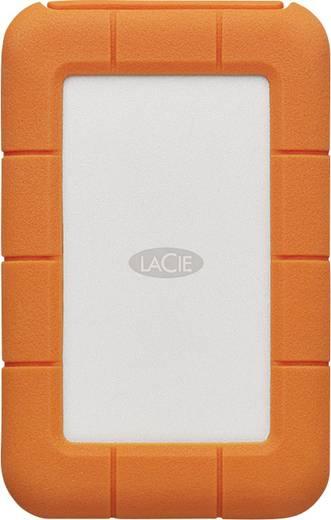 LaCie Rugged® Secure Externe Festplatte 6.35 cm (2.5 Zoll) 2 TB Silber, Orange USB-C™