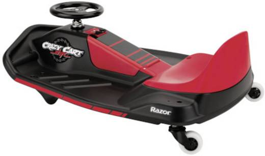 RAZOR Crazy Cart Shift Schwarz/Rot