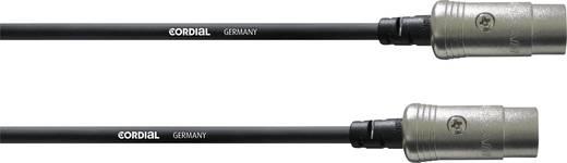 MIDI Verbindungskabel [1x XLR-Stecker 5 polig - 1x XLR-Stecker 5 polig] 1.80 m Schwarz Cordial