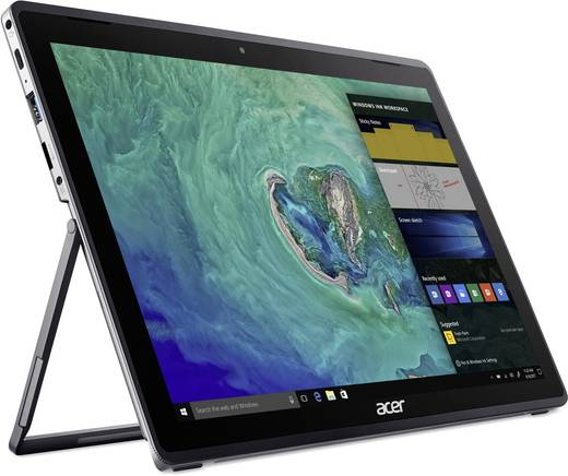 Acer SWITCH 3 SW312-31-P7SF Windows®-Tablet / 2-in-1 31 cm (12.2 Zoll) 64 GB Wi-Fi Schwarz Intel® Pentium® 1.1 GHz Quad