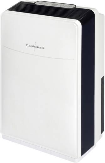 Klima1stKlaas 7007 Luftentfeuchter 40 m² 480 W 0.8 l/h Weiß, Schwarz
