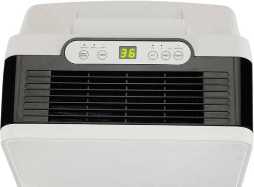 Luftentfeuchter 40 m² 480 W 0.8 l/h Weiß, Schwarz Klima1stKlaas 7007