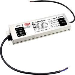 Napájací zdroj pre LED, LED driver konštantné napätie, konštantný prúd Mean Well ELG-200-36A-3Y, 149.76 do 199.8 W, 2.78 - 5.55 A, 32.4 - 39.6 V/DC