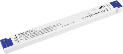 Self Electronics SLT100-12VFG LED-Treiber Konstantspannung 96 W 0 - 8.33 A 12.0 V/DC Möbelzulassung, nicht dimmbar, Über