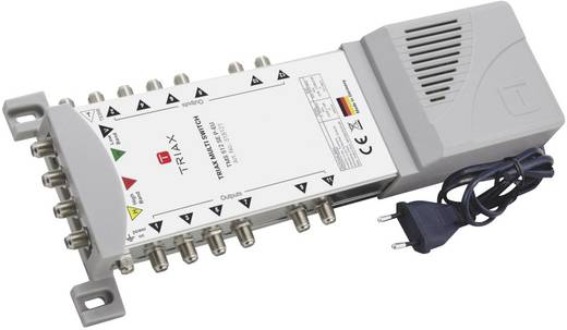 Triax TMS 512 SE P-EU SAT Multischalter Eingänge (Multischalter): 5 (4 SAT/1 terrestrisch) Teilnehmer-Anzahl: 12
