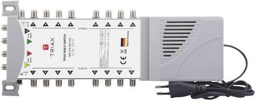 Triax TMS 516 SE P-EU SAT Multischalter Eingänge (Multischalter): 5 (4 SAT/1 terrestrisch) Teilnehmer-Anzahl: 16