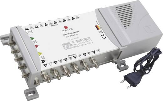 Triax TMS 524 SE P-EU SAT Multischalter Eingänge (Multischalter): 5 (4 SAT/1 terrestrisch) Teilnehmer-Anzahl: 24