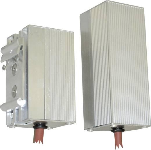 Schaltschrankheizung PICCO 50230 Rose LM 110, 110 - 265, 265 V/DC, V/AC 50 W (L x B x H) 102 x 40 x 47 mm