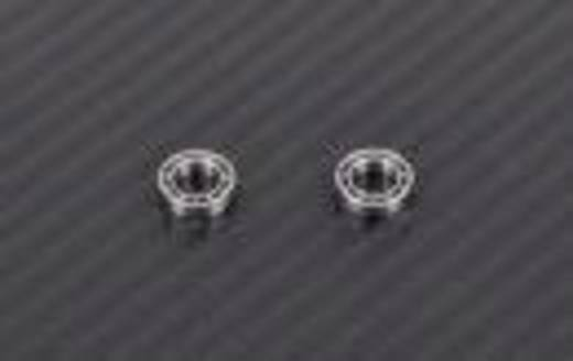T2M Kugellager 6x10x2,5 mm 2 St. für HISKY FBL 100 T5137/16