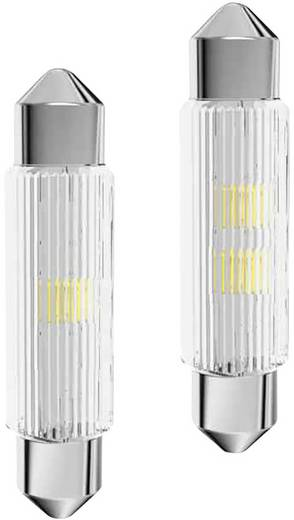 Signal Construct LED-Soffitte S8.5 Blau 12 V/AC, 12 V/DC 6.4 lm MSOE114342HE