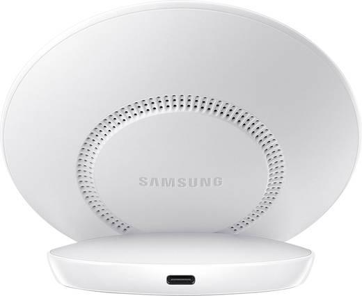 Samsung Induktions-Ladegerät Induktive Ladestation EP-N5100BWEGWW Ausgänge Induktionslade-Standard Weiß