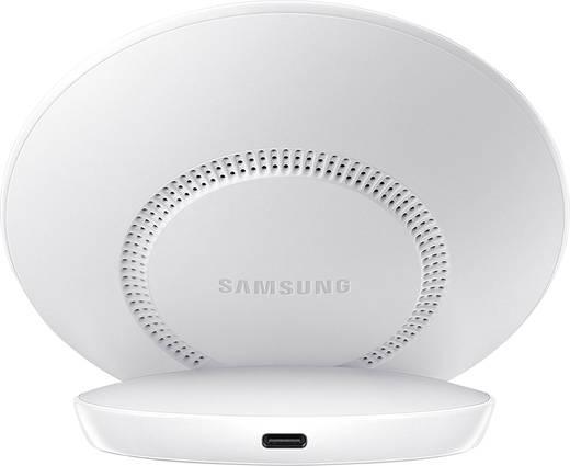 Samsung Induktions-Ladegerät Induktive Ladestation EP-N5100TWEGWW Ausgänge Induktionslade-Standard Weiß