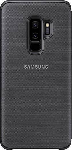Samsung LED View Backcover Passend für: Samsung Galaxy S9+ Schwarz