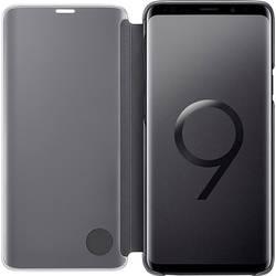 Samsung Clear View zadní kryt na mobil Galaxy S9+ černá