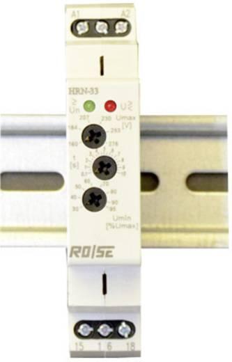 Überwachungsrelais 6 - 30 V/DC 1 Wechsler 1 St. Rose LM HRN-34 Spannung