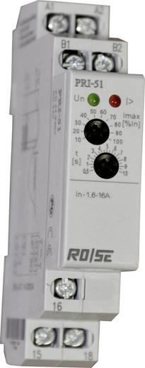 Überwachungsrelais 24, 24 - 24, 240 V/DC, V/AC 1 Wechsler 1 St. Rose LM PRI-51/8 Strom