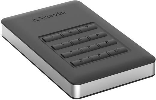 Verbatim Store 'n' Go-SSD Externe SSD Festplatte 256 GB Schwarz USB 3.1