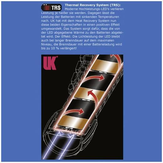 Taschenlampe Ex Zone: 1 UK Underwater Kinetics UK 3AA eLED® CPO TS 110 lm 150 m N/A