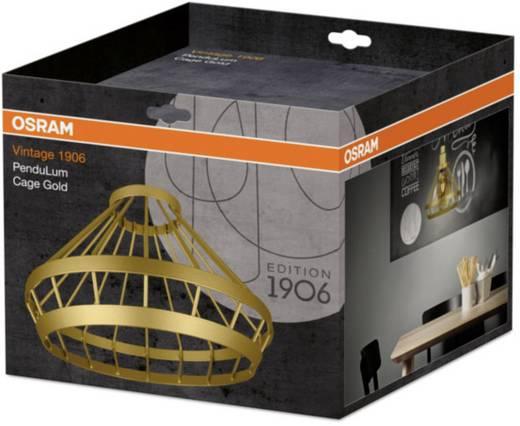 OSRAM Vintage 1906 Cage 4058075073562 Lampenschirm Gold