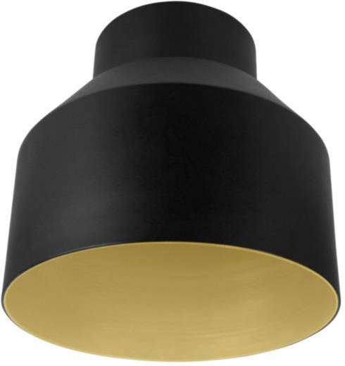 osram vintage 1906 cup 4058075073449 lampenschirm gold schwarz. Black Bedroom Furniture Sets. Home Design Ideas