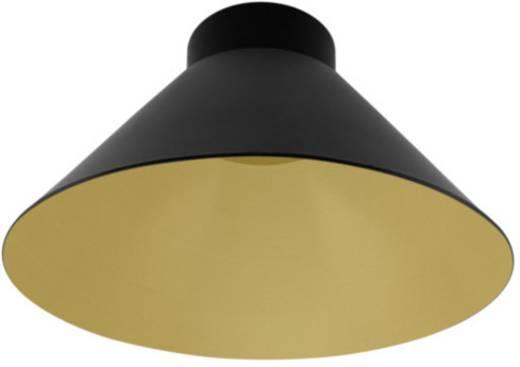 OSRAM Vintage 1906 Cone 4058075073524 Lampenschirm Gold, Schwarz