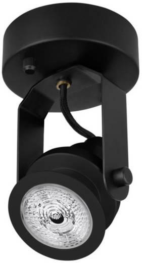 Deckenstrahler LED GU10 EEK: A+ (A++ - E) 6.1 W OSRAM Vintage 1906 4058075073814 Schwarz