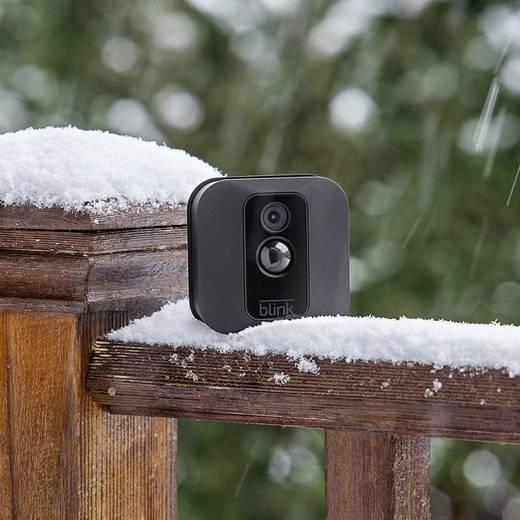 WLAN IP-Überwachungskamera-Set 10-Kanal mit 1 Kamera 1280 x 720 Pixel Blink Sync + XT