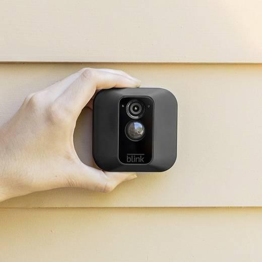wlan ip berwachungskamera set 10 kanal mit 2 kameras 1280 x 720 pixel blink sync xt kaufen. Black Bedroom Furniture Sets. Home Design Ideas