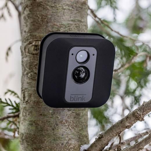 wlan ip berwachungskamera set 10 kanal mit 3 kameras 1280 x 720 pixel blink sync xt kaufen. Black Bedroom Furniture Sets. Home Design Ideas