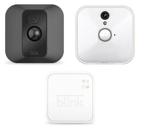 wlan ip berwachungskamera set 10 kanal mit 2 kameras 1280 x 720 pixel blink sync cxt. Black Bedroom Furniture Sets. Home Design Ideas